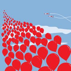 Sophiaaaaa 99 Red Balloons