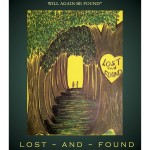 Lost and Found Audition Poster