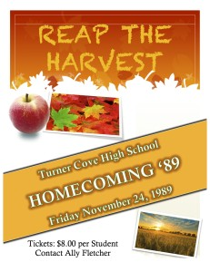 Reap the Harvest Poster